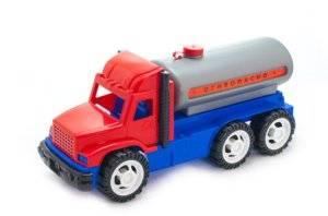 """Детский автомобиль """"Профи"""" бензовоз"""