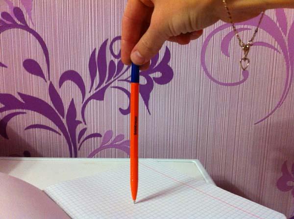 как научится правильно держать ручку: берем ручку как пинцет